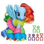 My Little Pony My Little Pony Rainbow Power Rainbow Dash cu Accesorii