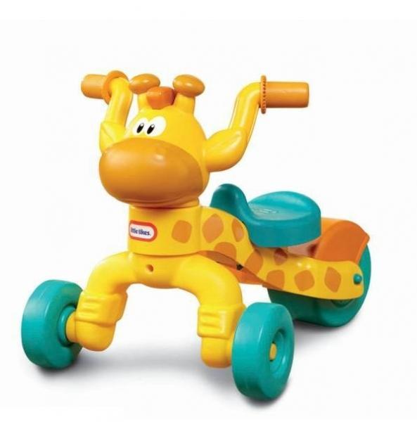 LITTLE TIKES Little Tikes – Tricicleta Lil Girafa
