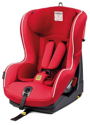 PEG PEREGO Scaun auto copii Peg Perego Viaggio Duo-Fix TT Red