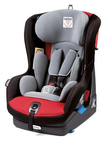PEG PEREGO PEG PEREGO – SCAUN AUTO VIAGGIO 0+/1 SWITCHABLE RED