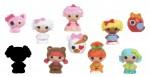 LALALOOPSY Lalaloopsy Tinies – Set 10 mini figurine
