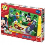 DINO TOYS Puzzle Mickey (24 piese)