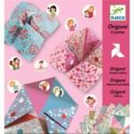 DJECO Origami incepator cu floricele