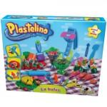 PLASTELINO Plastelino – La bufet – Set de Plastilina