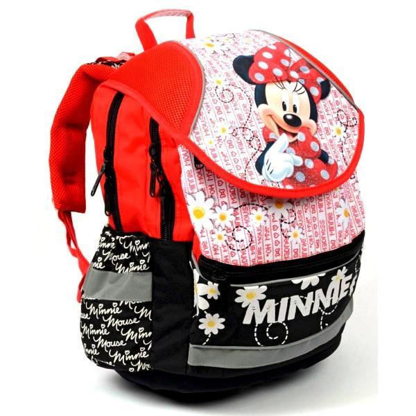 BTS Ghiozdan anatomic Minnie Mouse
